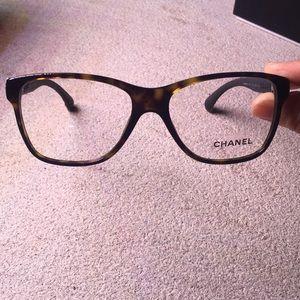 Authentic Chanel Glasses (no prescription)